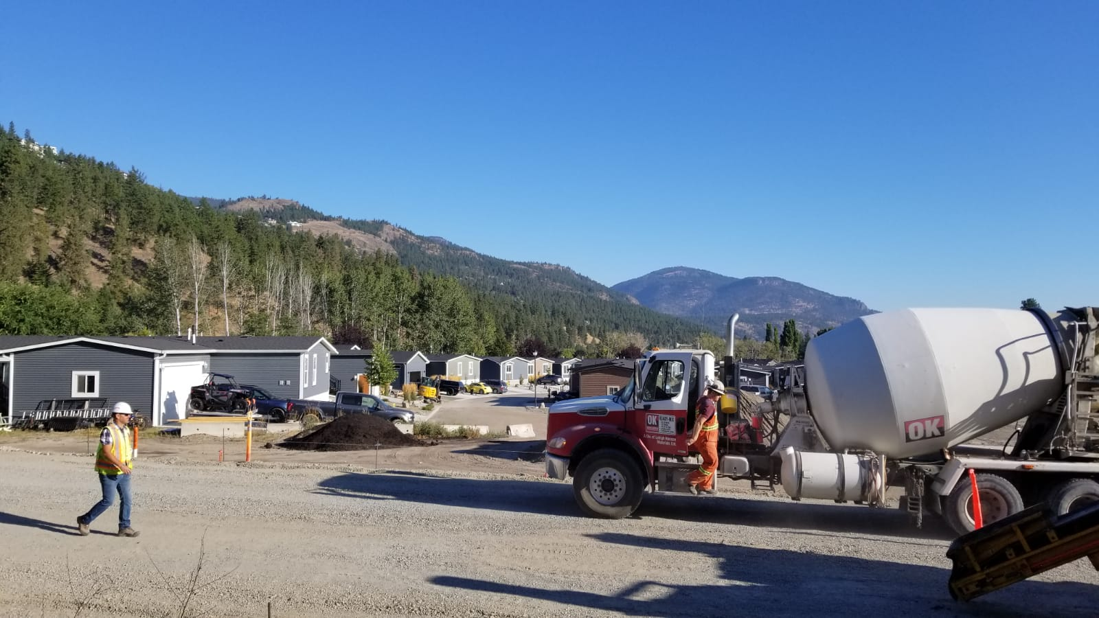 Construction Update – September 10, 2020